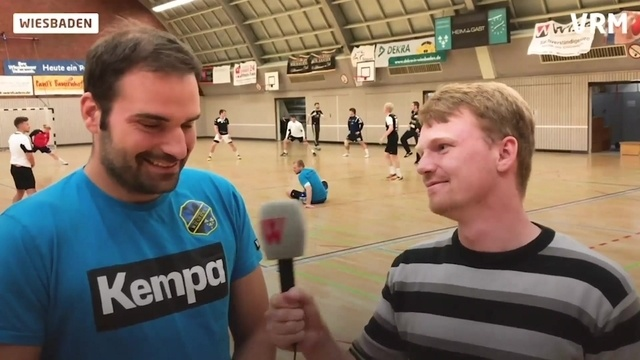Handball-Derbyfieber in Wiesbaden