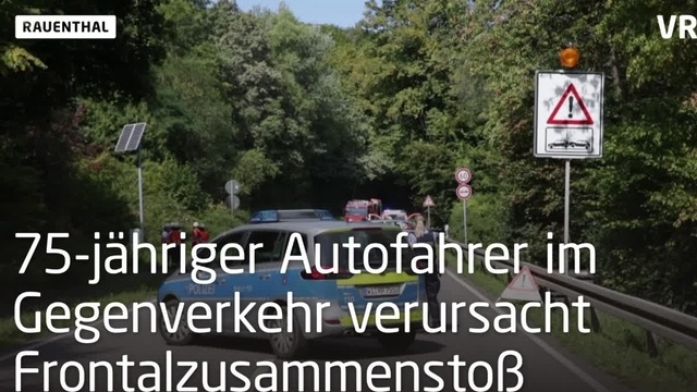 Tödlicher Motorradunfall bei Rauenthal
