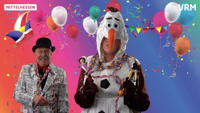 Corona kann uns alle mal, wir feiern online Karneval