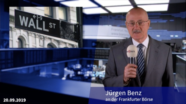 Dow Jones bricht Rekordjagd ab - Dax leichter erwartet