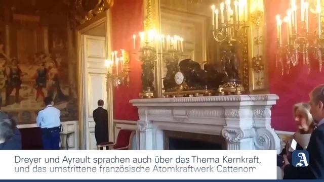 Mainz: Dreyer in Paris