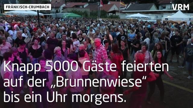 Eine Institution in Fränkisch-Crumbach wird 50
