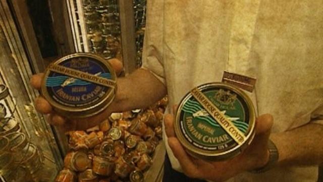 Die Kaviar-Mafia