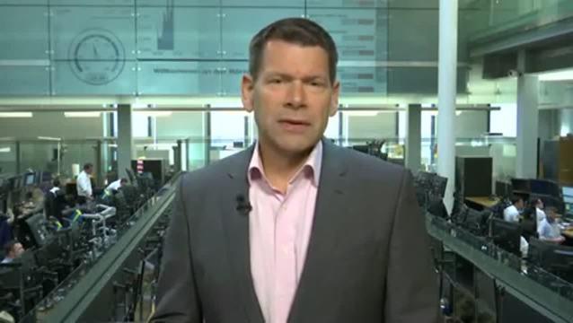 Marktbericht: Dax kämpft an der Schlüsselstelle bei 12.000 Punkten
