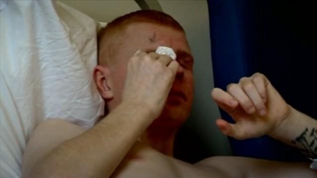 Verwundet in Afghanistan