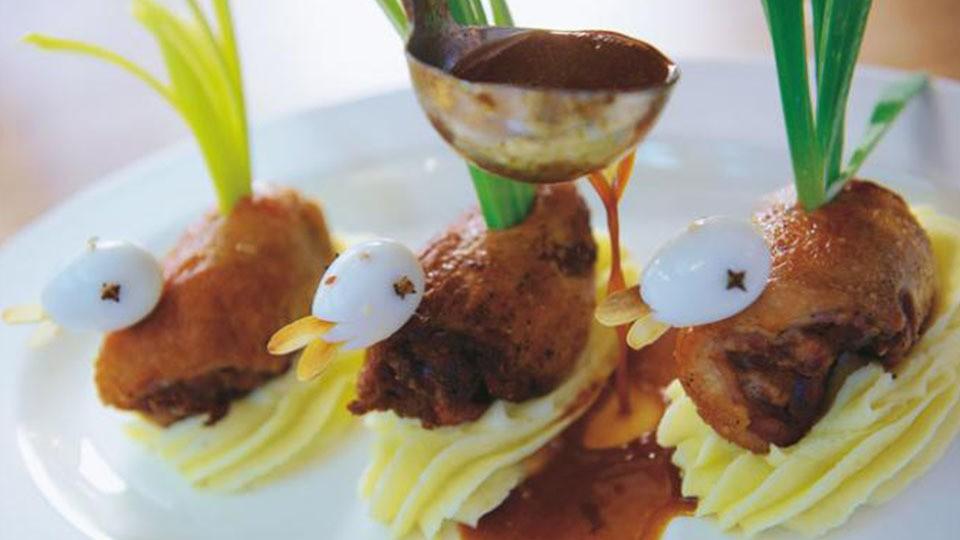 Enten-Entchen Le Gourmet