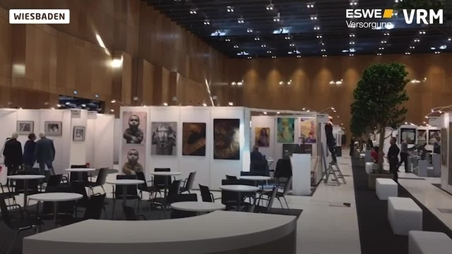 """Erste Wiesbadener Kunstmesse """"ARTe"""""""
