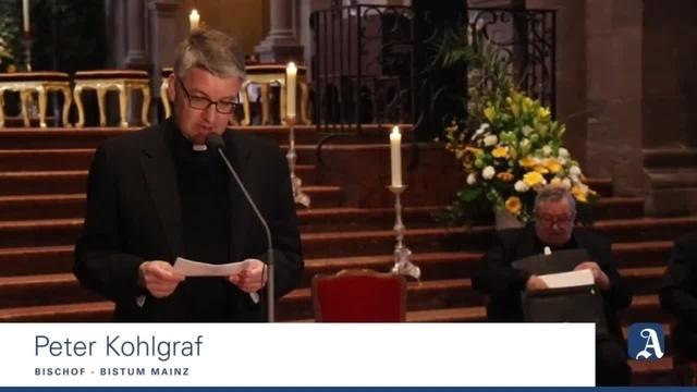Kohlgraf wird neuer Mainzer Bischof