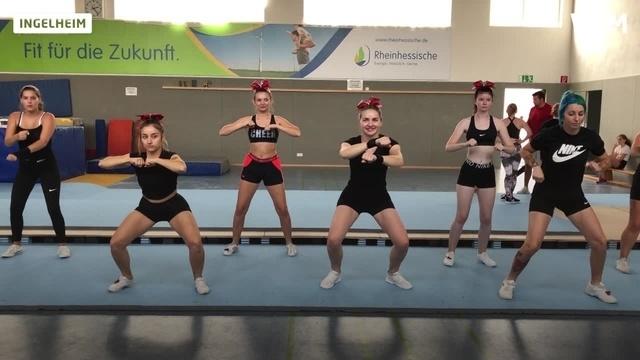 Ingelheim: Cheerleader suchen Verstärkung