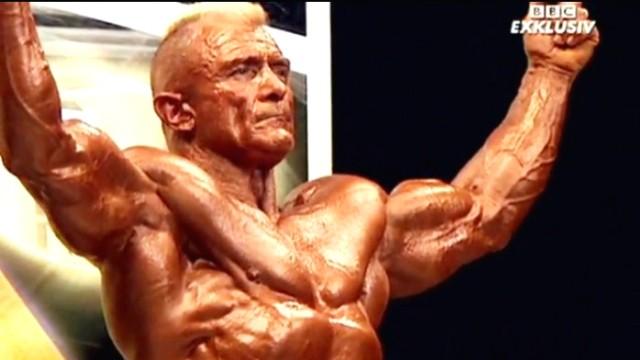 Bodybuilding Rentner