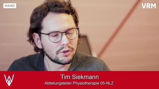 Wortpiratin rot-weiß trifft Tim Siekmann