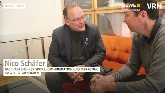 SV Wehen Wiesbaden: Interview mit Nico Schäfer