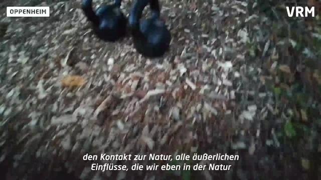 Oppenheim: Natletics schwitzen gemeinsam unter freiem Himmel