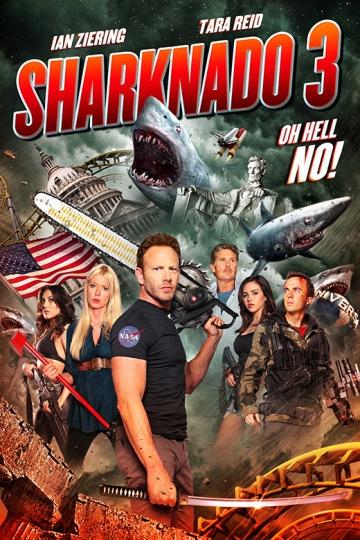 SchleFaZ: Sharknado 3