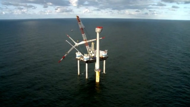 Windkraft ohne Saft