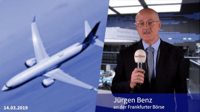 Boeing massiv unter Druck: Flugverbot für die 737 Max 8 auch in den USA