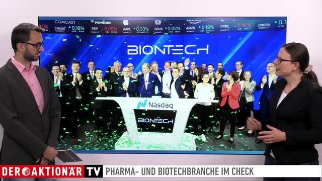 Marion Schlegel: Aphria, Roche und BioNTech