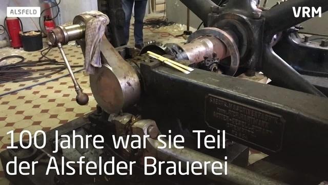 Hans Dampf verlässt Alsfeld