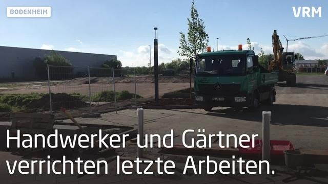 Bodenheim bekommt eine neue Sporthalle