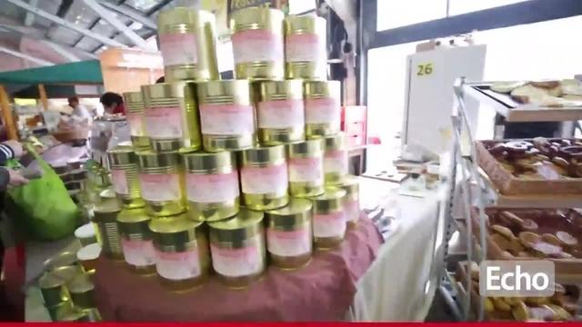 Eröffnung des Odenwälder Bauernmarktes 2017