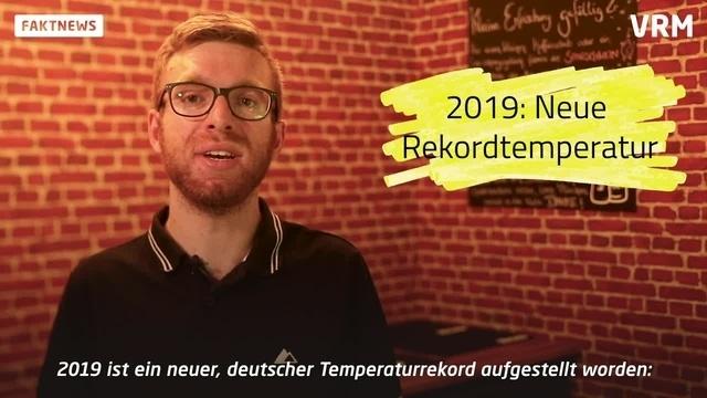 FaktNews: Hitze