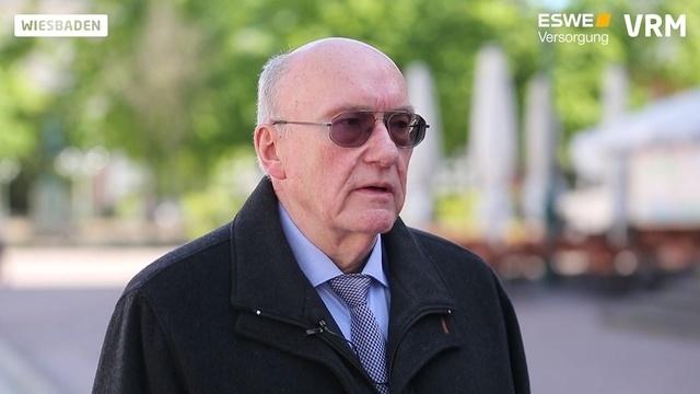 OB-Wahl in Wiesbaden: AfD-Kandidat Eckhard Müller