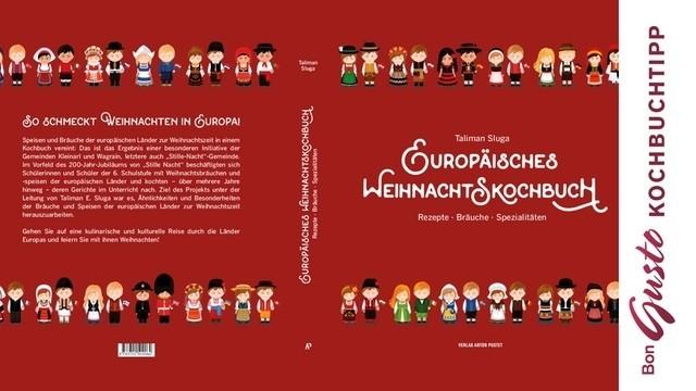 BonGusto Kochbuchtipp: Europäisches Weihnachtskochbuch