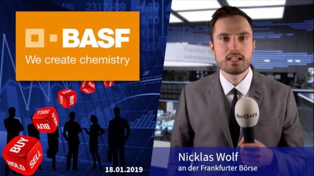 Analyser to go: Baader Bank streicht Verkaufsempfehlung für BASF