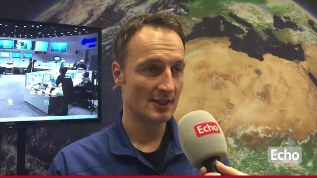 Astronaut Matthias Maurer im Gespräch