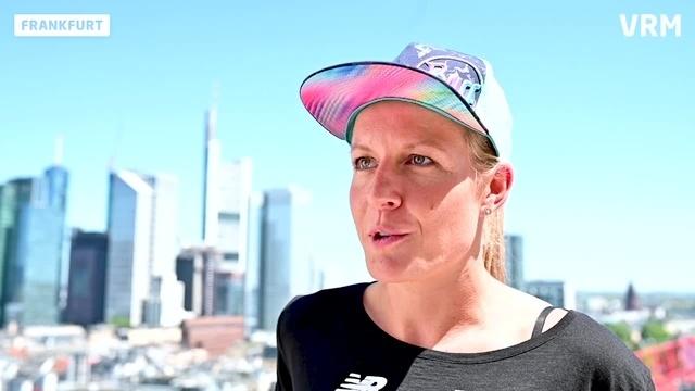 Interview mit Darmstädter Triathletin Daniela Bleymehl