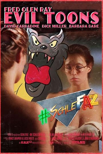 SchleFaZ: Evil Toons - Flotte Teens im Geisterhaus