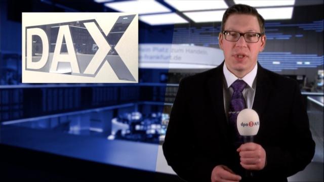 Gute Signale aus Peking treiben Dax und Dow an