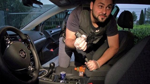 Drogenfahndung an der deutsch-niederländischen Grenze