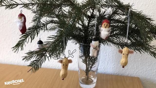 Mach mit: Weihnachtsschmuck