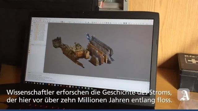 Eppelsheim: Dem Ur-Rhein auf der Spur