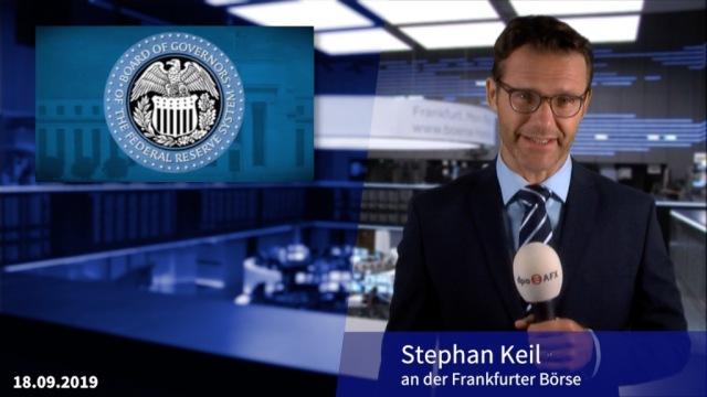 Dax stabil vor Fed-Sitzung erwartet - Airbus und Post im Blick