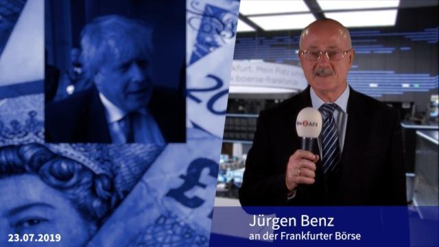 Günstig nach Großbritannien reisen: Johnson-Wahl hilft