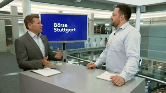 Händler Jürgen Dietrich: Turbulente Woche für die Deutsche Bank