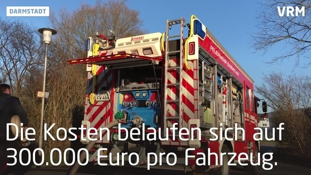 Neue Löschfahrzeuge für die Freiwilligen Feuerwehren