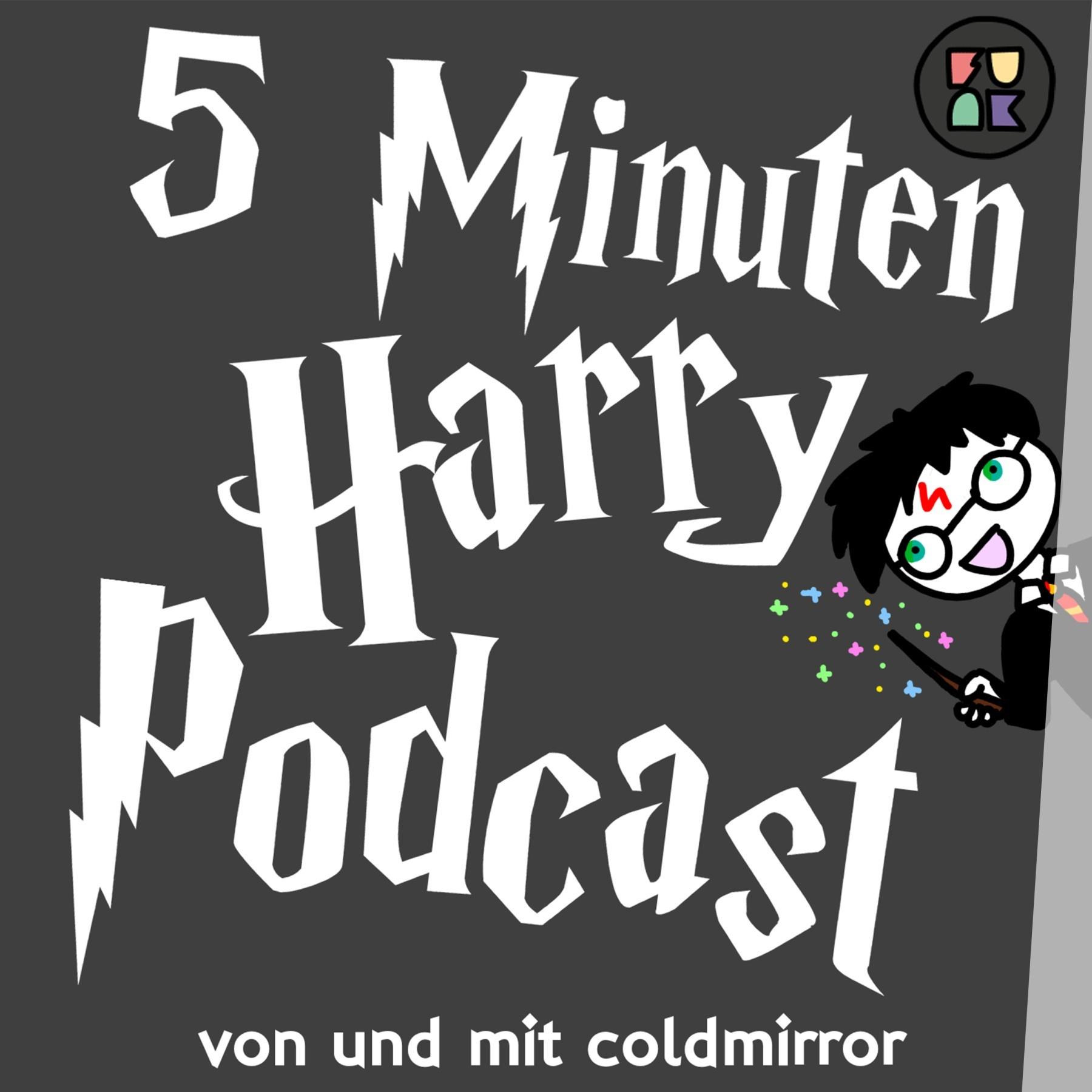 5 Minuten Harry Podcast #11 - Nicht bummeln!