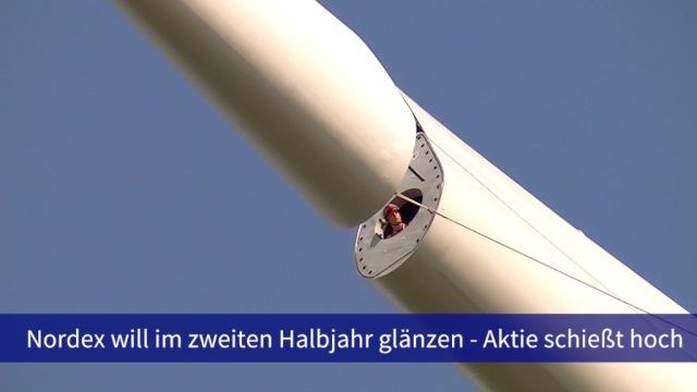 Aktie im Fokus: Nordex von Zukunft mächtig beflügelt