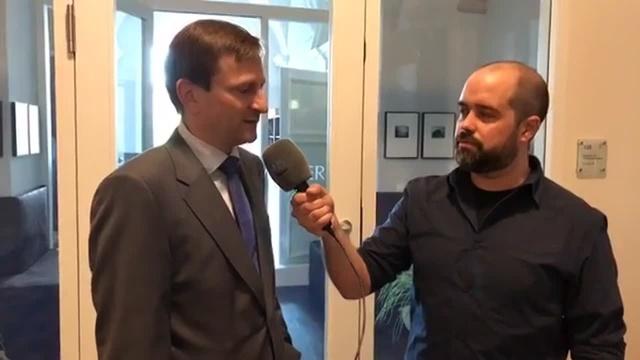 OB-Wahl in Wiesbaden: Gespräch mit Oliver Franz