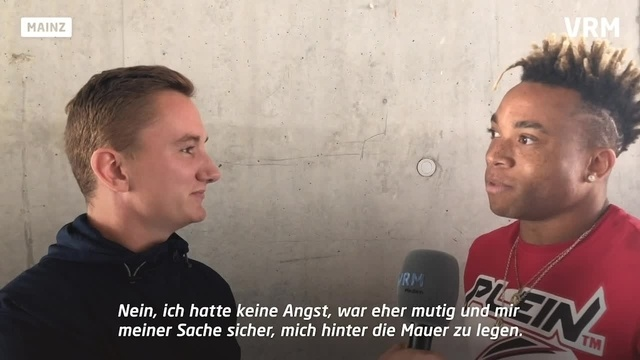 Mainz 05: Kunde Malong im Interview