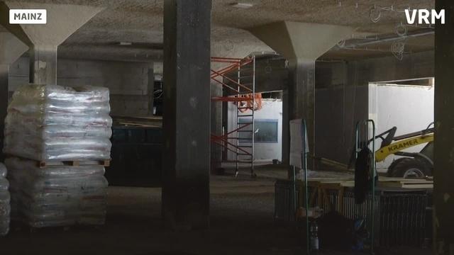 Sanierung der Mainzer Rheingoldhalle verzögert sich