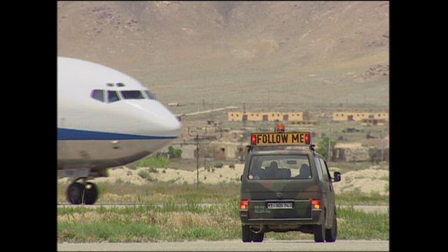 Deutsche Luftwaffe in Kabul (2003)