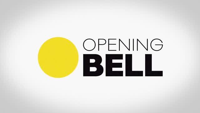 Dow Jones, Amazon, Target, Walmart - Opening Bell