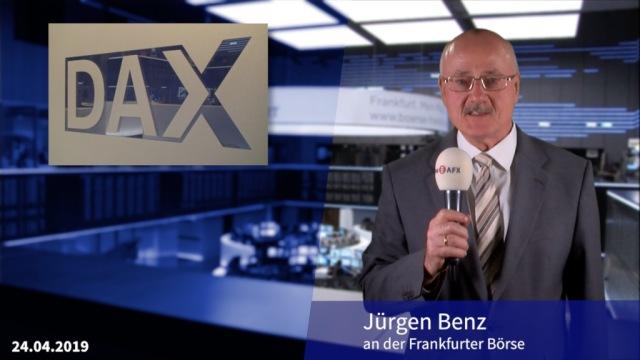 Wirecard und SAP hieven Dax fast im Alleingang ins Plus