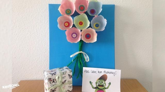 Mach mit: Blumenstrauß für Muttertag