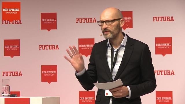 Steffen Klusmann auf der FUTURA 2018