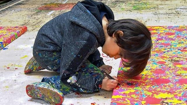 Kindergarten-Picasso